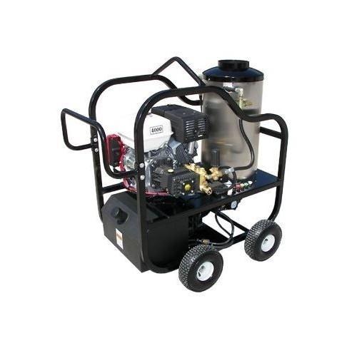 Hidrolavadora de Agua Caliente de 4000 PSI 4.0 GPM Bomba GENERAL PUMP 4012-10G