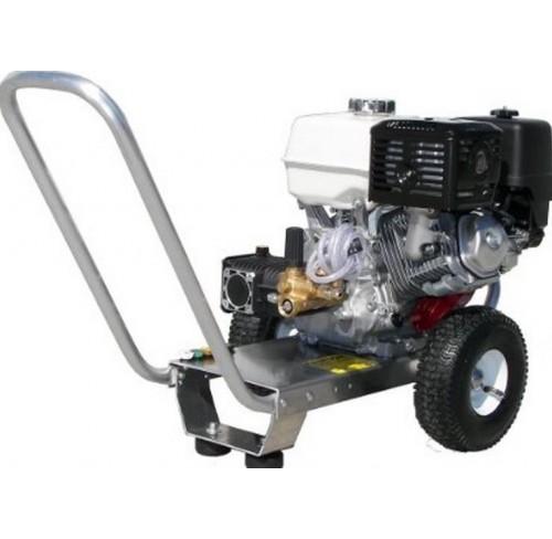 Hidrolavadora a Gasolina Agua Fria Motor Honda 3200 PSI Bomba ANNOVI REVERBERY de uso Comercial REF-E3032HA