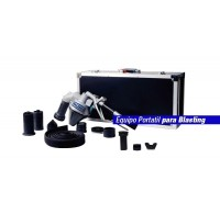 Equipo para SandBlasting Portatil con sistema de Aspiración