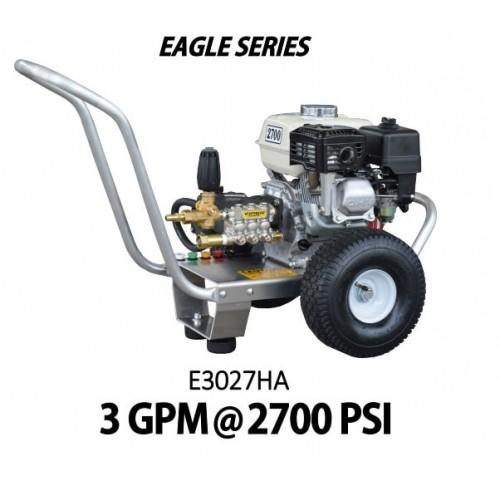 Hidrolavadora a Gasolina Agua Fria Motor Honda 2700 PSI Bomba VIPER/PUMPS de uso Comercial REF-E3027HA