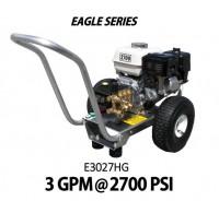 Hidrolavadora a Gasolina Agua Fria Motor Honda 2700 PSI Bomba GENERAL PUMPS de uso Comercial REF-E3027HG