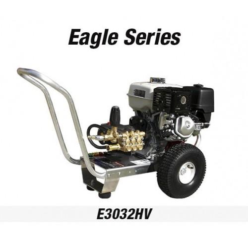 Hidrolavadora a Gasolina Agua Fria Motor Honda 3200 PSI Bomba Viper PUMPS de uso Comercial REF-E3032HV