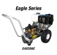 Hidrolavadora a Gasolina Agua Fria Motor Honda 3500 PSI Bomba CAT PUMPS de uso Comercial REF-E4035HC