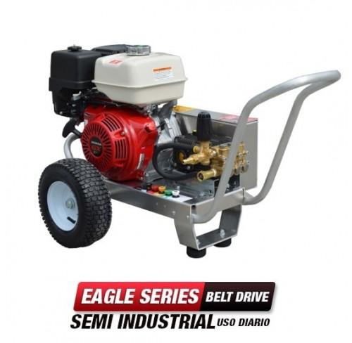Hidrolavadora a Gasolina Agua Fria 3500 PSI Bomba Annovi Reverbery Semi Industrial EB4035HA