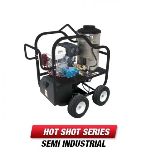 Hidrolavadora de Agua Caliente de 4000 PSI 4.0 GPM Bomba CAT Pumps 4012-10C