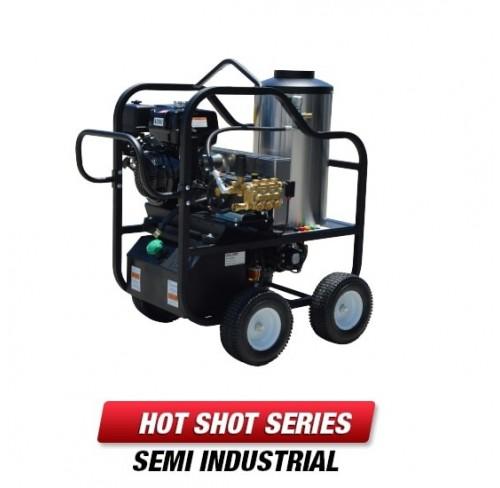 Hidrolavadora de Agua Caliente de 4000 PSI 4.0 GPM Bomba HIGH PERFORMANCE 4012-17G