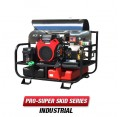 Hidrolavadora Industrial para Agua Caliente de 3500 PSI Bomba HIGH PERFORMANCE 4012PRO-10G