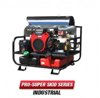 Hidrolavadora Industrial para Agua Caliente de 3500 PSI Bomba HIGH PERFORMANCE 6012PRO-20G
