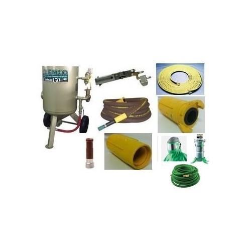 Kit Completo Para Sandblasting De Clemco
