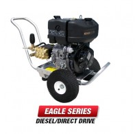 Hidrolvadora Diesel Semi Industrial bomba GENERAL PUMP E4032KLDGE