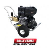 Hidrolvadora Diesel Semi Industrial bomba GENERAL PUMP E4032KLDGE