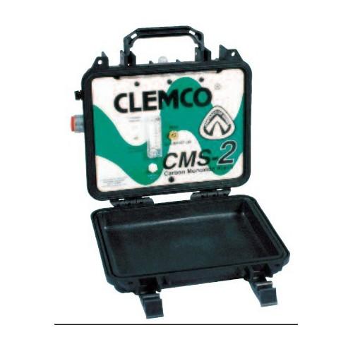 Monitor De Monóxido De Carbono / Reloj Cms-2