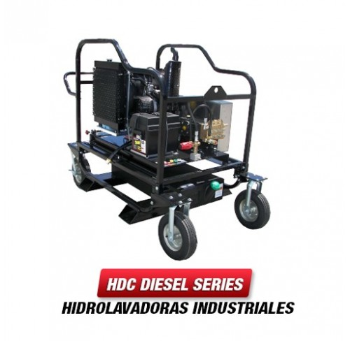 Hidrolvadora Diesel Industrial bomba Annovi Reverbery HDCV5550KLDG