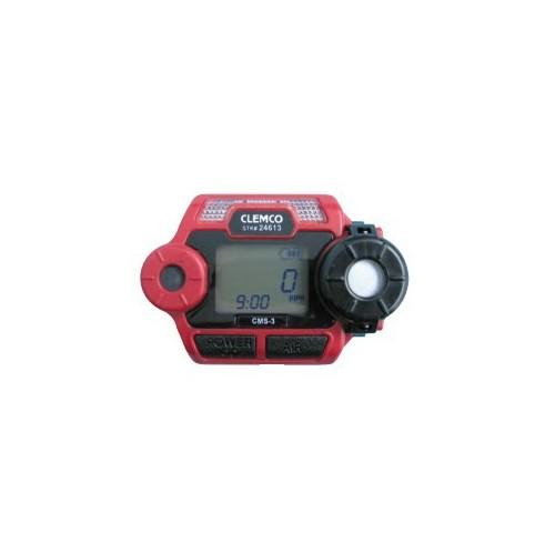 Monitor De Monóxido De Carbono / Reloj Cms-3