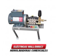 Hidrolavadora Eléctrica 2.0 HP Bomba Annovi Reverberi WMEE2015A