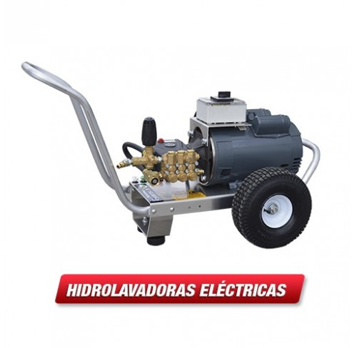 Hidrolavadora Eléctrica 7.5 HP Bomba Annovi Reverberi EE5520A