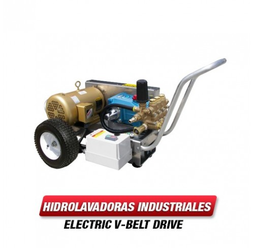 Hidrolavadora Eléctrica 5.0 HP Bomba CAT PUMPS EB4020E1CP402