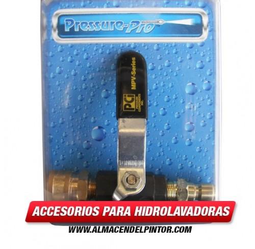 DPac - Conjunto de válvula de bola HP 10-116
