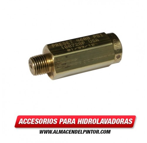 Seguridad Pop-Off Set Para 4600 Psi 100728P