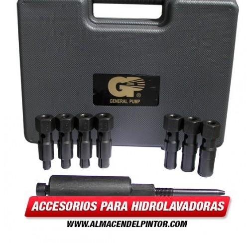 Kit de extracción de embalaje 13-15-18-20-22-24 MM con martillo deslizante 100783