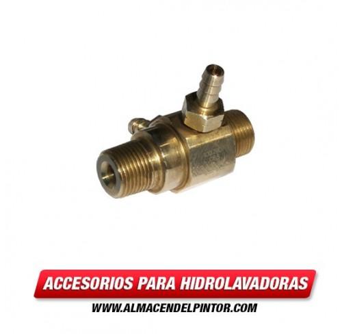 Inyector químico- entrada dual- 3-5 GPM (2.1mm) 100790