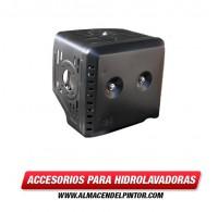 Silenciador con escudo 11-13 HP 105-705
