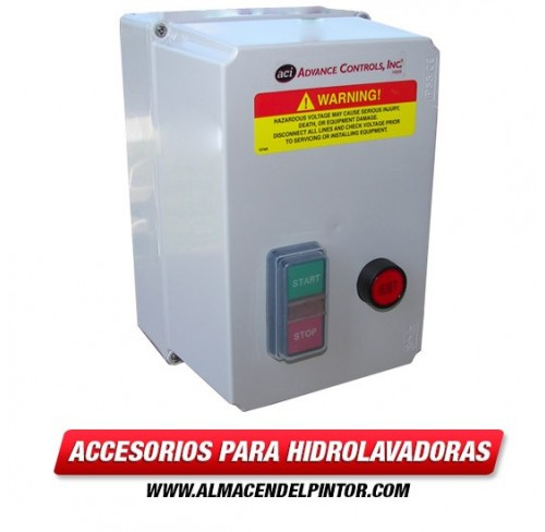 Encendido por arranque- 5 HP / 1 Ph / 230V 137095-B00