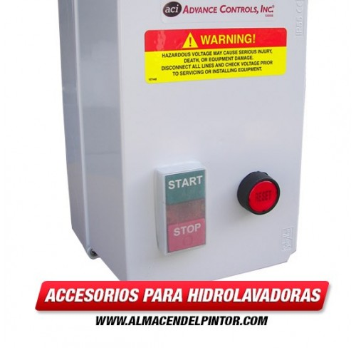 Iniciador de arranque- 15 HP / 3 Ph / 230V 137231-B00