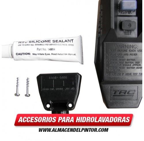 GFCI 120V / 15A (sólo para conexión de usuario) 14880-R-T-C