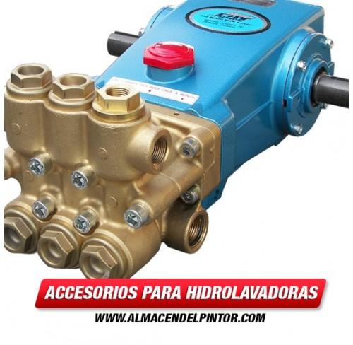 Bomba para hidrolavadora a 15 GPM presión 1500 PSI de 1450 RPM