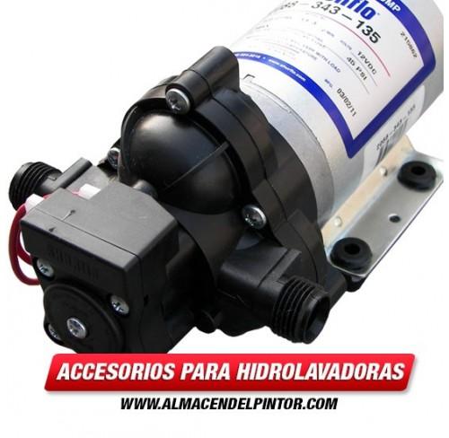Bomba Shurlfo Automática de diafragma 12V de 3.0 GPM 45 PSI