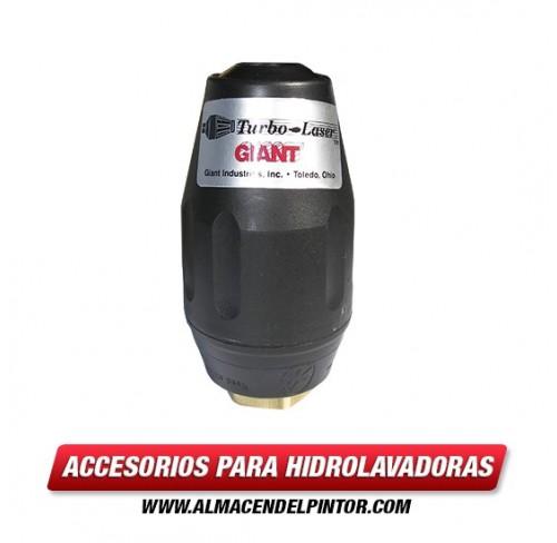 Boquilla para hidrolavadora Turbolaser Tamaño 4.0