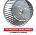 Rueda de soplador- para modelos Beckett SM / SDC- PRO402 y PRO501 2383AU