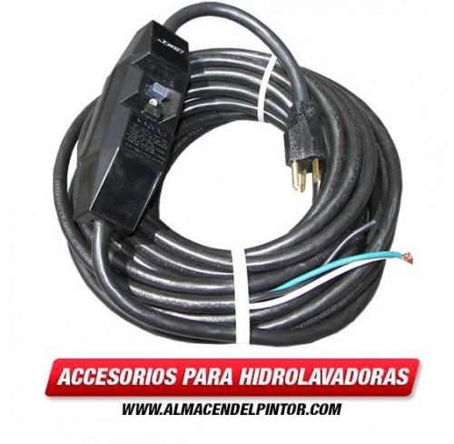 GFCI W / Wire Assy- 240V / 15A (Zep) 25090-2K136BBB5T-036