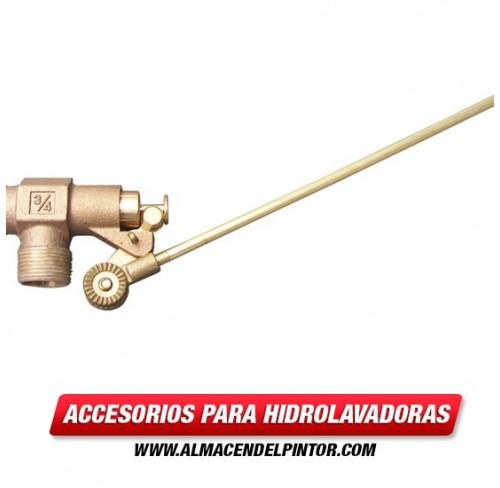 Válvula de flotador- bronce- 3/4 - MNPT con 10 Rod 2X525-5