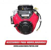 Motor- 18HP- E / S- sin depósito de combustible- 1 eje- 20A Alt. W / Silenciador 356447-0270-G1