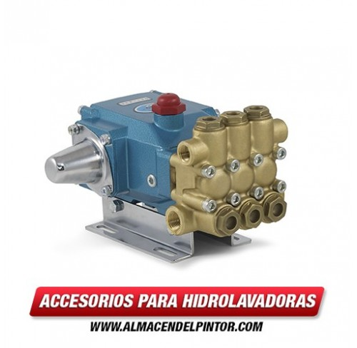 Bomba 4.2GPM presión 2200 PSI Eje sólido de 16.5mm marca CAT PUMPS