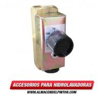 En línea Termostato 1/2 F X 1/2 F 230 grados 3000 PSI 430025