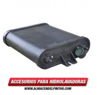 Cartucho de carbono para tanques de 13-20 galones 1/4