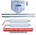 Kit de emsanble de electrodos generico para hidrolavadoras