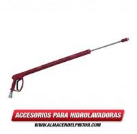 Pistola con extensión de 42 pulgadas para hidrolavadora industrial de 6400 PSI