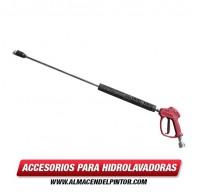 Pistola con extensión para hidrolavadora industrial de 7300 PSI