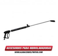 Pistola de doble asta para hidrolavadora de 4000 PSI incluida boquilla para quimicos