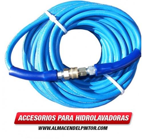 Manguera Assy w / QC 3 / 8x100 PC4000 Blue Armor Flex Pro