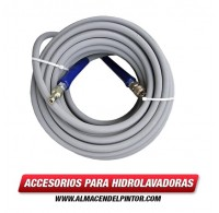 Manguera Assy w / QC 3 / 8x100 PC4000 gris