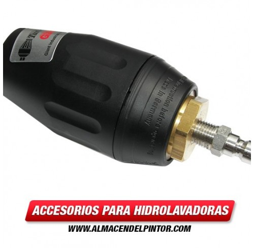 Boquilla turbo-laser de 5800 PSI