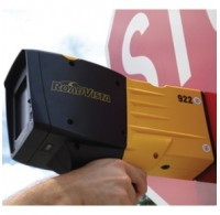 Retrorreflectómetro de señales de mano