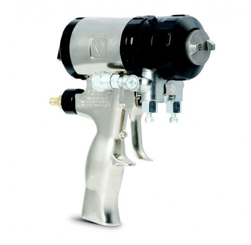 Pistola Fusion AP para aplicación de poliurea