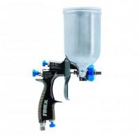 Pistola Aerográfica Finex Convencional A Gravedad (Con Copa Lateral) 1.4 Mm