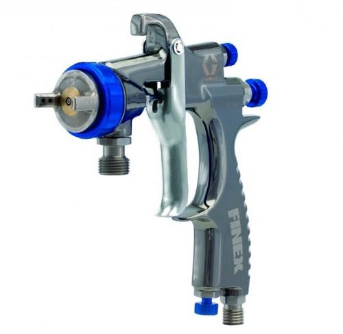 Pistola Aerográfica Finex Convencional A Presión 1.8 Mm